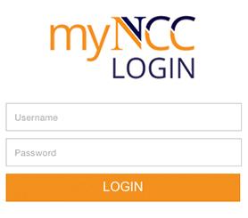 Myncc Text Message Notification